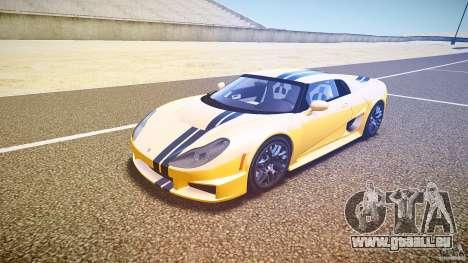 Rossion Q1 2010 v1.0 für GTA 4 linke Ansicht