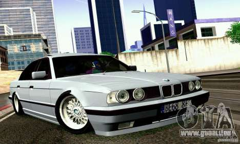 BMW E34 525i für GTA San Andreas