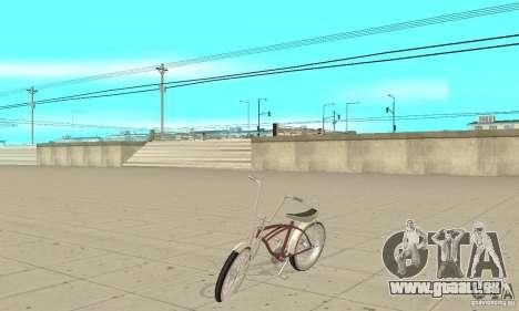 Lowrider Bicycle für GTA San Andreas