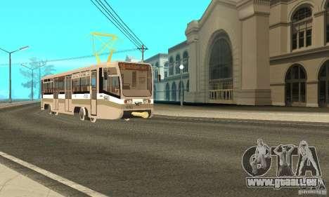 Tramway CT 71-619 (KTM-19) pour GTA San Andreas