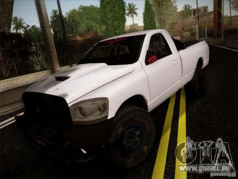 Dodge Ram 1500 4x4 pour GTA San Andreas