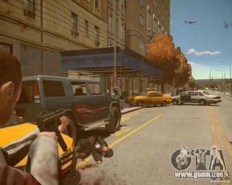 Dead Eye 2 pour GTA 4 quatrième écran