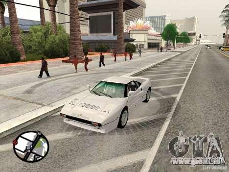 Ferrari 288 Gto pour GTA San Andreas