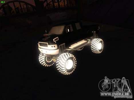 GMC Monster Truck pour GTA San Andreas
