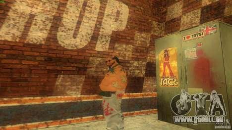 BOSS pour GTA San Andreas troisième écran