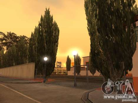 Unity Station pour GTA San Andreas