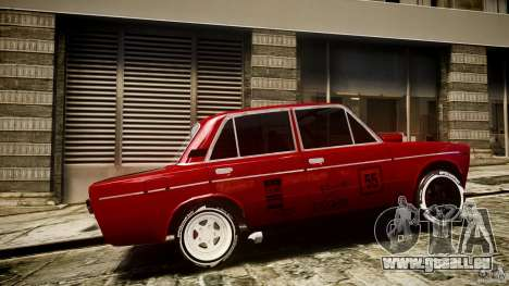 Lada VFTS V1 für GTA 4 linke Ansicht