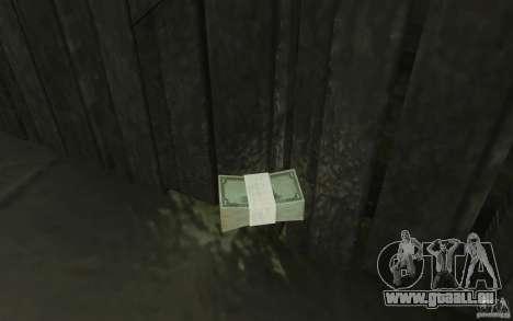 Balles de GTA 4 pour GTA San Andreas cinquième écran