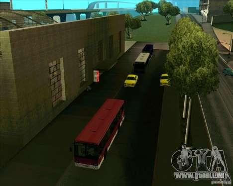 Priparkovanyj Transport v1. 0 für GTA San Andreas her Screenshot