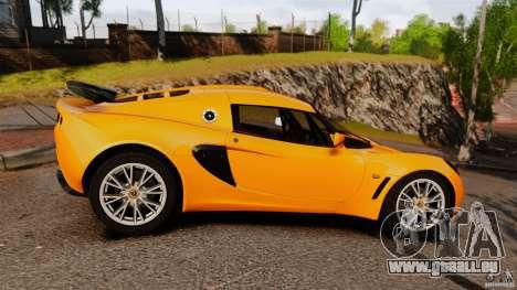 Lotus Exige 240 CUP 2006 für GTA 4 linke Ansicht