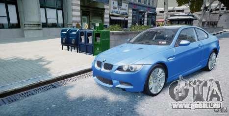 BMW M3 E92 2008 v.2.0 pour GTA 4