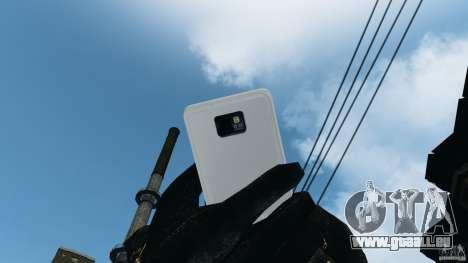 Samsung Galaxy S2 für GTA 4 siebten Screenshot