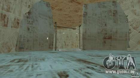 Demolition Derby Arena (Happiness Island) pour GTA 4 troisième écran