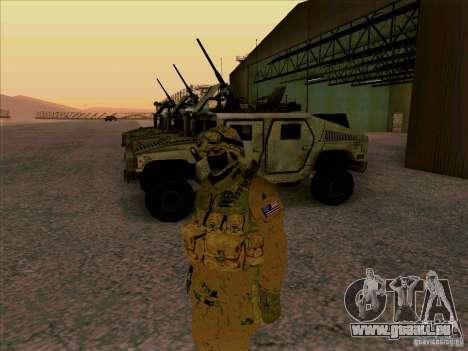 Amerikanische Morpeh für GTA San Andreas