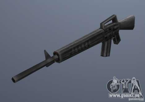 M16 GTA Vice City pour la deuxième capture d'écran