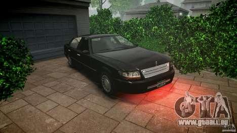 Washington FBI Car für GTA 4