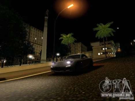 Mazda RX-7 für GTA San Andreas Motor