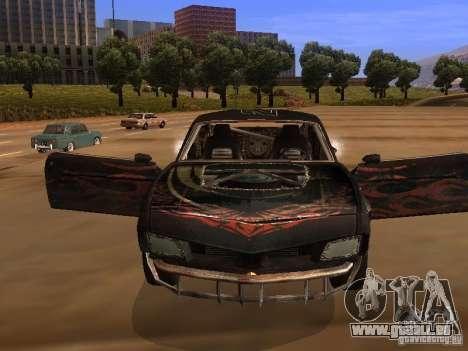 Car from FlatOut 2 für GTA San Andreas linke Ansicht