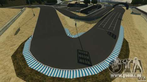Laguna Seca [Final] [HD] für GTA 4 Sekunden Bildschirm