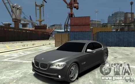 Bmw 750 LI v1.0 pour GTA 4