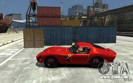 Ferrari 250 Le Mans für GTA 4 linke Ansicht