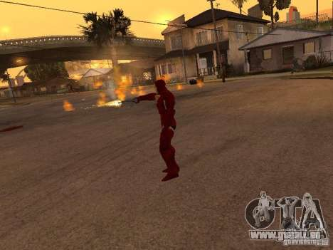 Ironman für GTA San Andreas her Screenshot