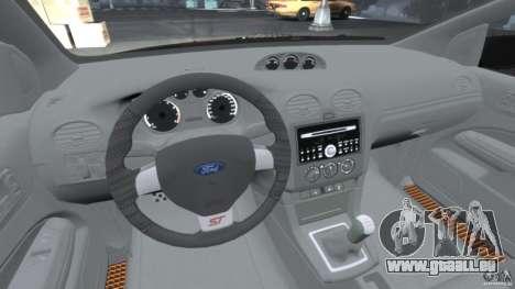 Ford Focus ST pour GTA 4 est un droit
