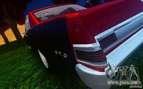 Pontiac GTO 1965 FINAL pour GTA 4 roues