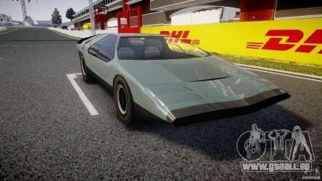 Alfa Romeo Carabo pour GTA 4 est un droit