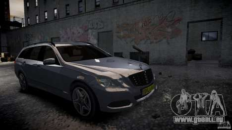 Mercedes Classe-E familiale pour GTA 4