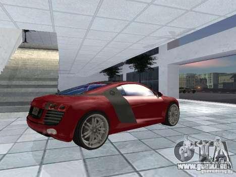 Audi Le Mans Quattro pour GTA San Andreas vue de droite