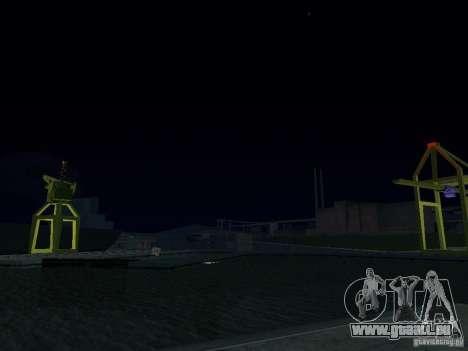 Nouveau Timecyc pour GTA San Andreas huitième écran