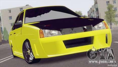 VAZ 21099 Sport für GTA San Andreas linke Ansicht