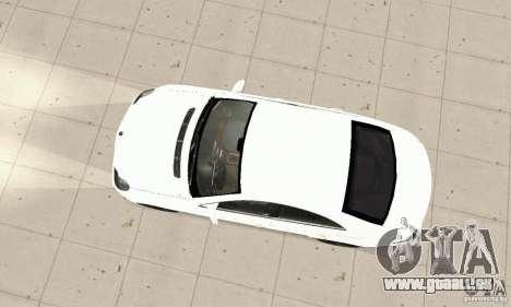 Mercedes-Benz CLS 63 AMG pour GTA San Andreas vue de droite
