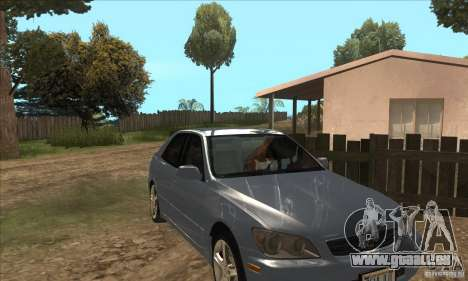 Real ENB Settings v3.0 The End version für GTA San Andreas zweiten Screenshot