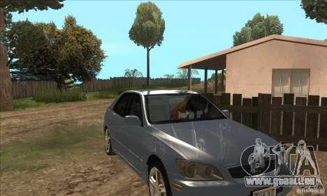 Real ENB Settings v3.0 The End version pour GTA San Andreas deuxième écran