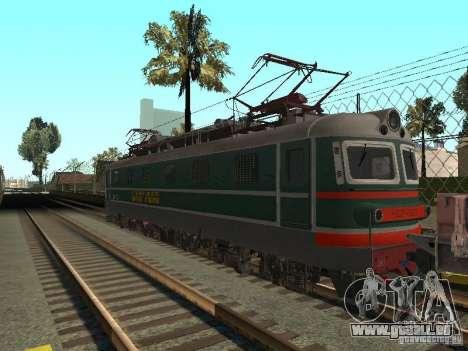 Chs2 für GTA San Andreas zurück linke Ansicht