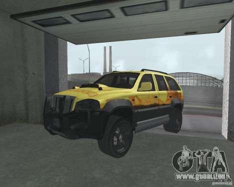 VUS depuis NFS pour GTA San Andreas