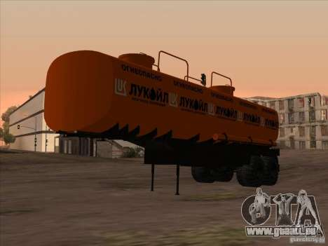 6417-MAZ für GTA San Andreas linke Ansicht