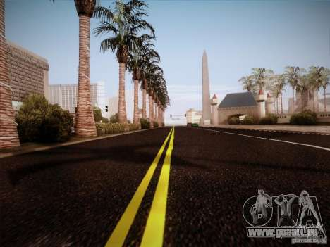 New Roads v1.0 für GTA San Andreas