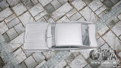 Ford Capri RS 1974 pour GTA 4 est un droit