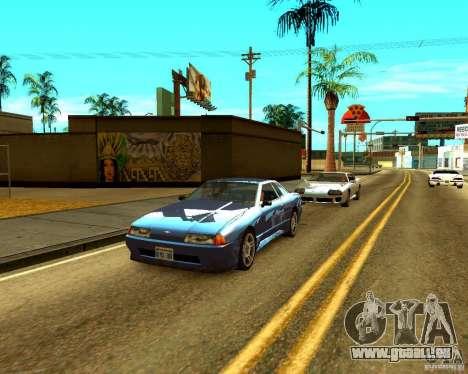 ENBSeries by Sashka911 v2 pour GTA San Andreas cinquième écran