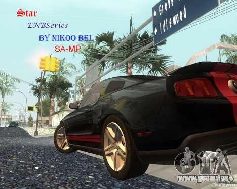 Star ENBSeries by Nikoo Bel SA-MP pour GTA San Andreas