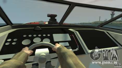 Tuned Jetmax für GTA 4 rechte Ansicht