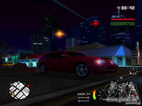 EnbSeries by gta19991999 v2 für GTA San Andreas dritten Screenshot