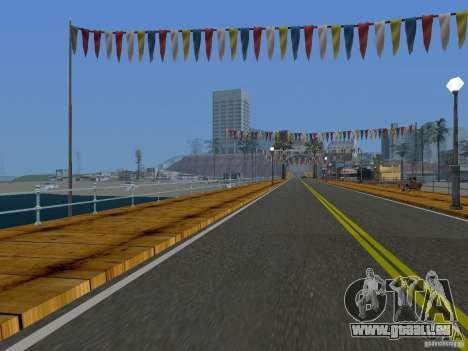 Neue Strand Textur v2. 0 für GTA San Andreas