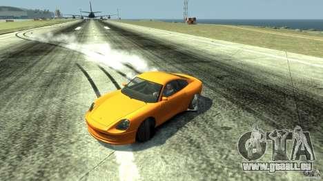 Drift Handling Mod pour GTA 4