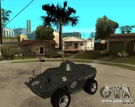 Der APC von GTA IV für GTA San Andreas