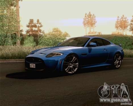 Optix ENBSeries Anamorphic Flare Edition für GTA San Andreas her Screenshot
