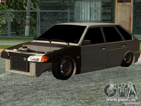 ВАЗ 2114 Hobo pour GTA San Andreas